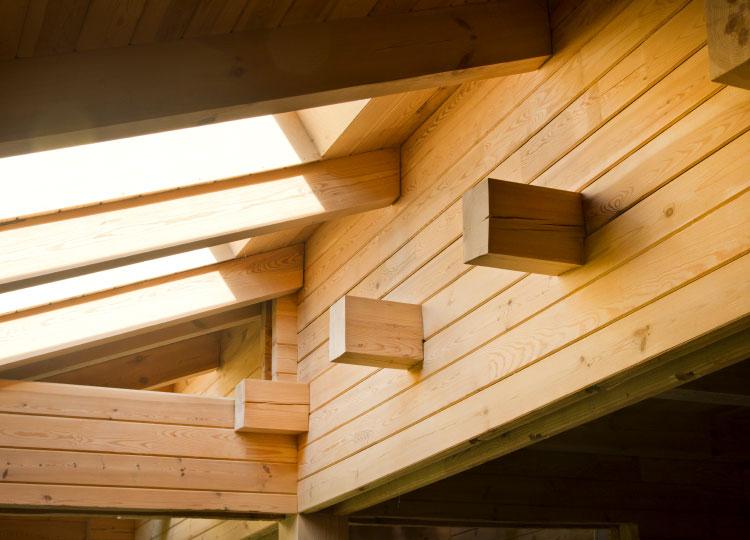 Colla per legno collante adesivo poliuretanico adesivi poliuretanici - costruzioni in legno 04